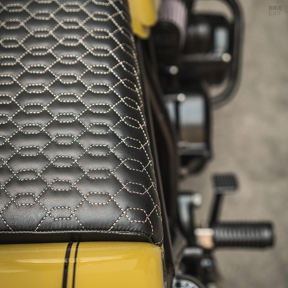 Ironwood Customs: кафе рейсер Honda CB750F