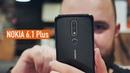 Обзор Nokia 6.1 Plus. Смартфон на Android One