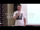 Den Stora Konspirationen Del 1 Ett föredrag av Bengt Dahlöf