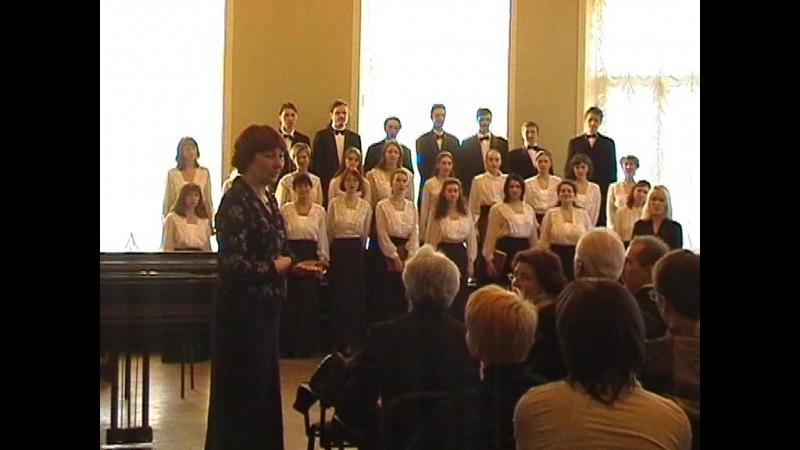 Академия Культуры ч. 1. 15. 04. 2004