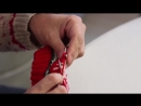 How to Knit a Christmas Stocking by ARNE CARLOS