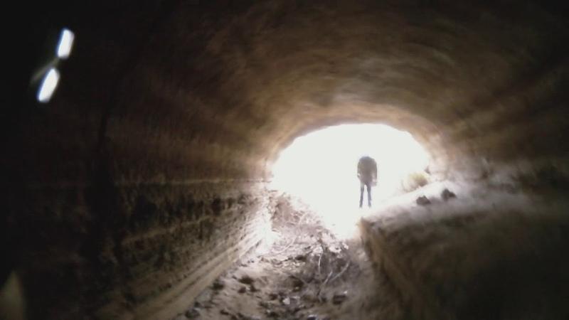 Тайны военных подземелий