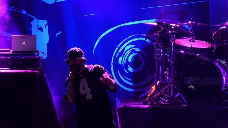 Limp Bizkit LIVE Re Arranged Killing In The Name RATM cover w Dog Eat Dog Halle 2018 08 17 4K