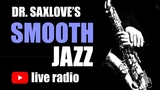 Relaxing Jazz Radio - Smooth Jazz Saxophone Music for Studying &amp Relax Cafe Music Chillout Music