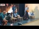 Театральное отделение на юбилее Кукольного дома