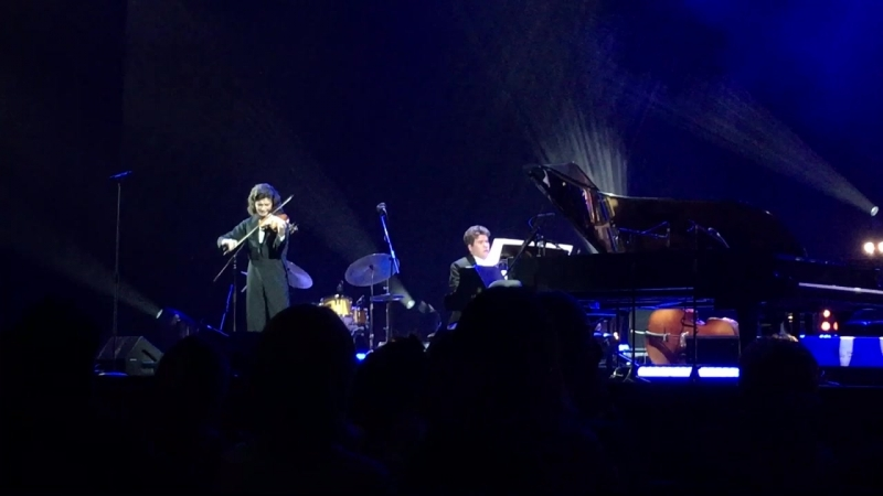 01.10.2018 World 🌎 🎼 Music Day , Денис Мацуев, Denis Matsuev, Матвей Блюмин