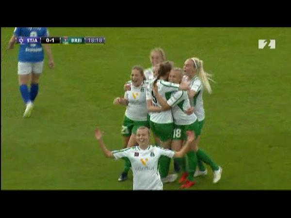 Iceland. Womens Cup-2018. Breidablik - Stjarnan ★ HIGHLIGHTS
