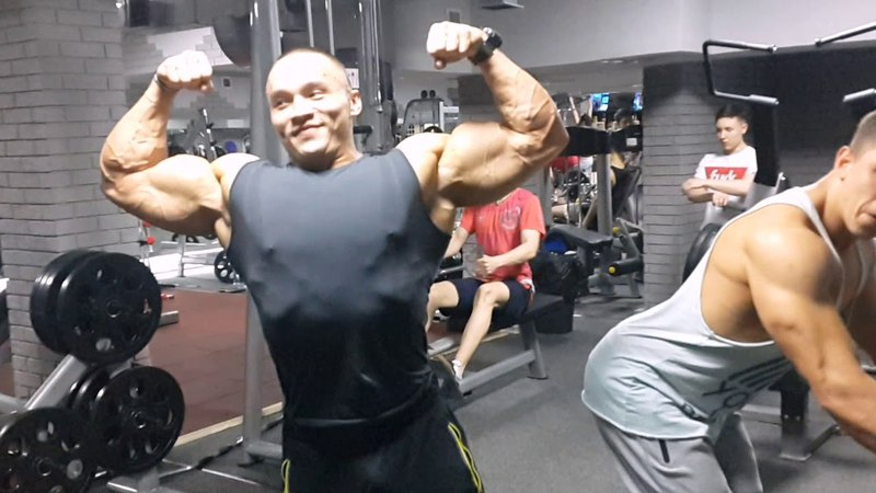 Chest/Triceps/Shin - TSpecPS | BIGNATION Almaty