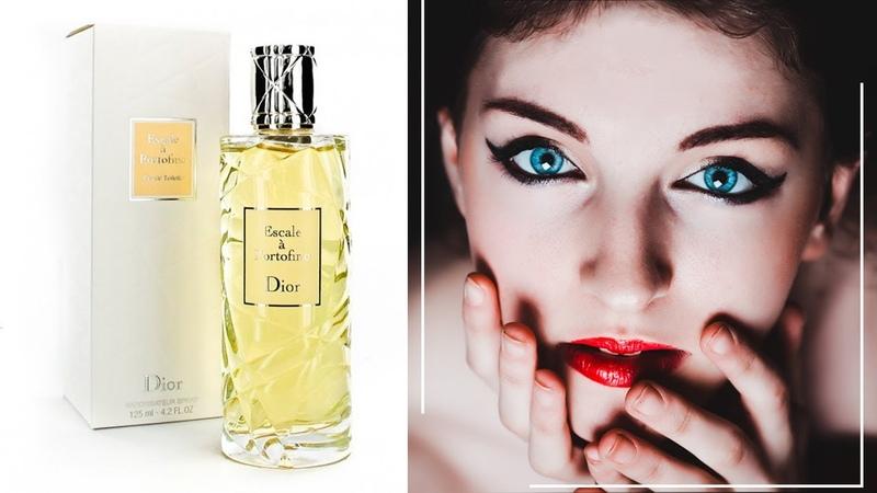 Christian Dior Escale A Portofino / Кристиан Диор Эскейл э Портофино - обзоры и отзывы о духах
