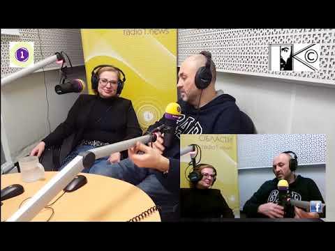 Певица Ирина ЕПИФАНОВА в интервью Николаю ПИВНЕНКО на Радио 1- 2 марта 2018