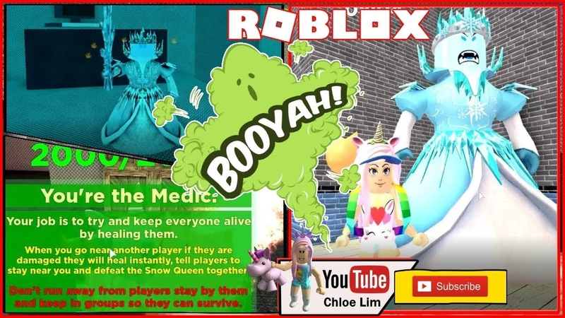 ♕ DESTROY THE SNOW QUEEN! Can we DO IT? I AM Medic and SNOW QUEEN! Loud Warning!