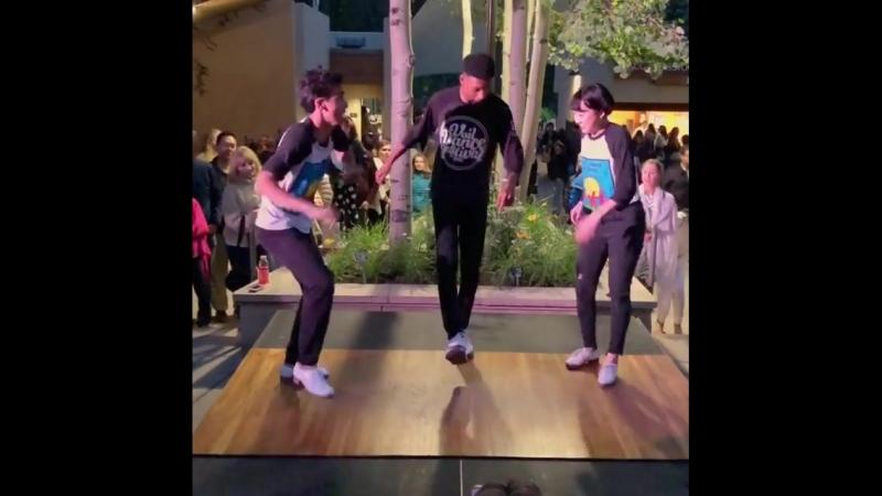 Phyouture tap dancers MemphisJookin Jookin MemphisJookinInRussia