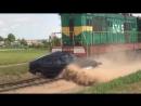 Train VS Car Accident Experiment 2018