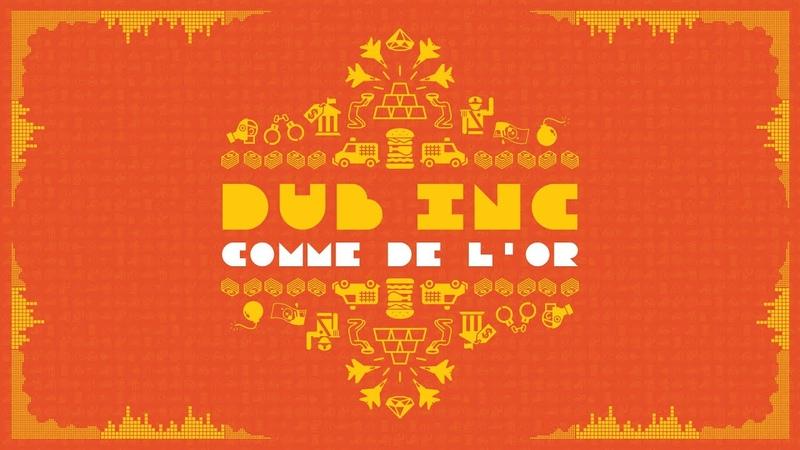 DUB INC - Comme de l'or (Lyrics Vidéo Official) - Album So What