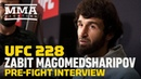 UFC 228: Zabit Magomedsharipov Wants His Nickname To Be 'ZaBeast' - MMA Fighting