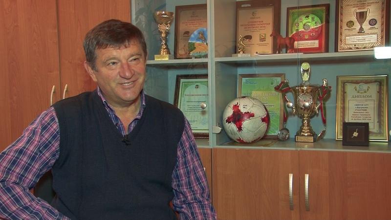 Интервью с главным тренером команды Бугульма Рунако Сергеем Горшениным