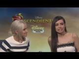 Disney Challenge with Dove Cameron and Sofia Carson (Legendado).mp4