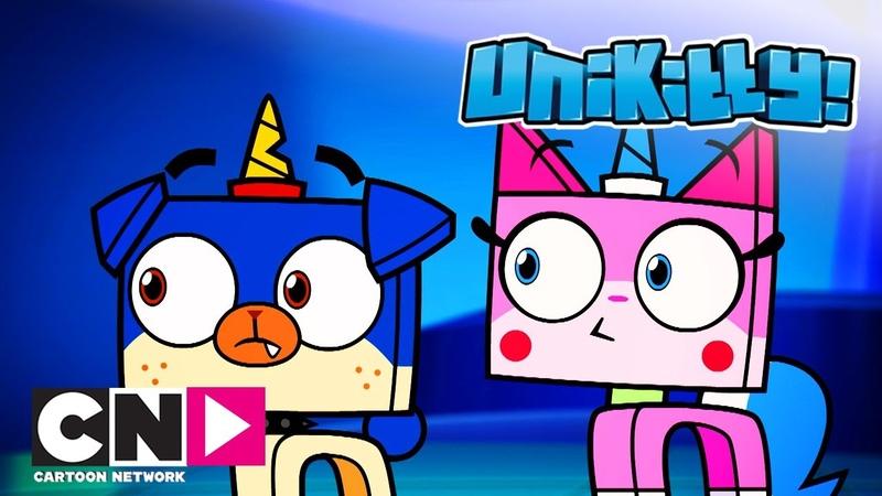 Юникитти | Экспериментальный космический пилот | Cartoon Network