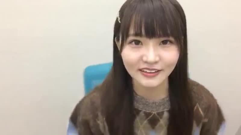 高瀬 愛奈 けやき坂46 2019年02月07日15時00分52秒~ keyakizaka46 MANA TAKASE
