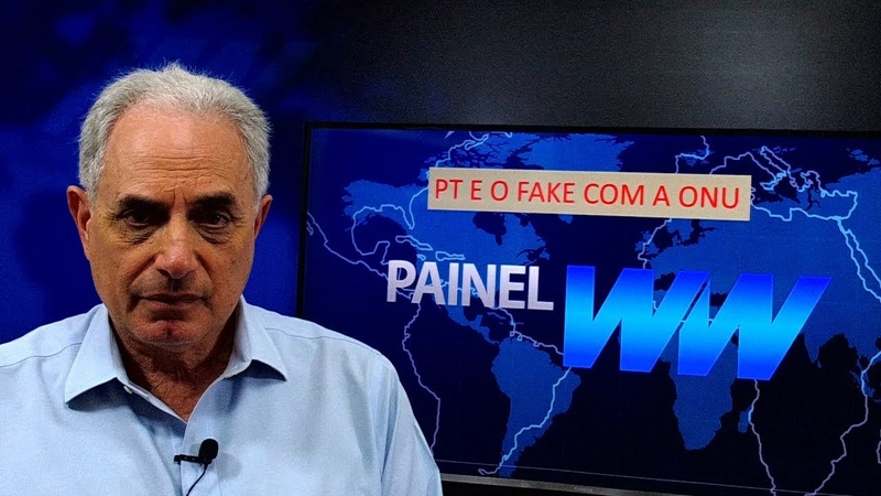 A ONU, o Brasil e o PT. William Waack comenta