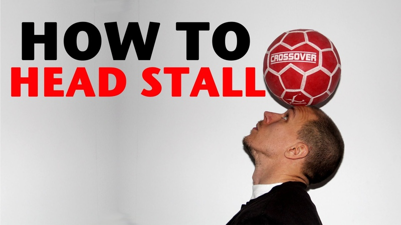 How To Learn Head Stall | Freestyle Football Training | Palle