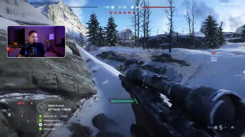 Battlefield V Закрытая Альфа