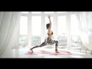 Урок по йоге - Анна Киреева