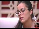 17 02 2017 Parte 33 Emilly fala com Roberta que ficou chateada com Marcos por ele falar o jogo dela no golpinho