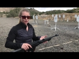 Corinne Mosher and Ruger PC 9