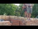 Армопояс 68.8 метров, 5,5 кубов бетона М300
