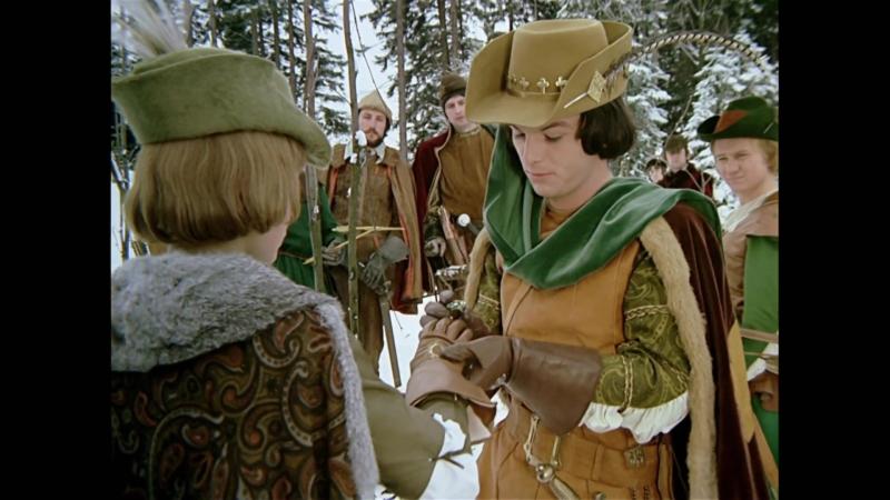 «Три орешка для Золушки» (1973) - мелодрама, семейное, реж. Вацлав Ворличек