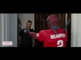 Дэвид Бекхэм в новом трейлере «Дэдпул 2»