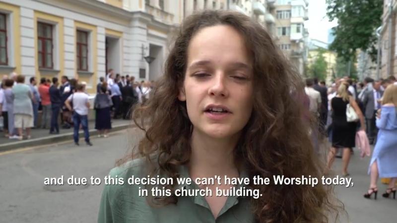 В Москве правительство закрыло собрание Адвентистов