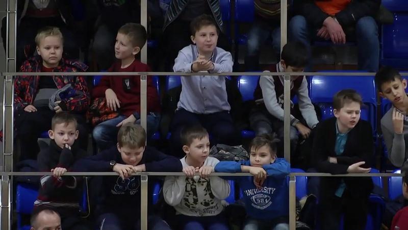 Репортаж Беларусь 4 (Гомель) об ответном матче 14 финала Кубка Беларуси МФКВРЗ - МФКВИТЭН