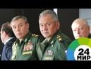 Шойгу провел шесть часов у экспозиции военного форума «Армия-2018» - МИР 24