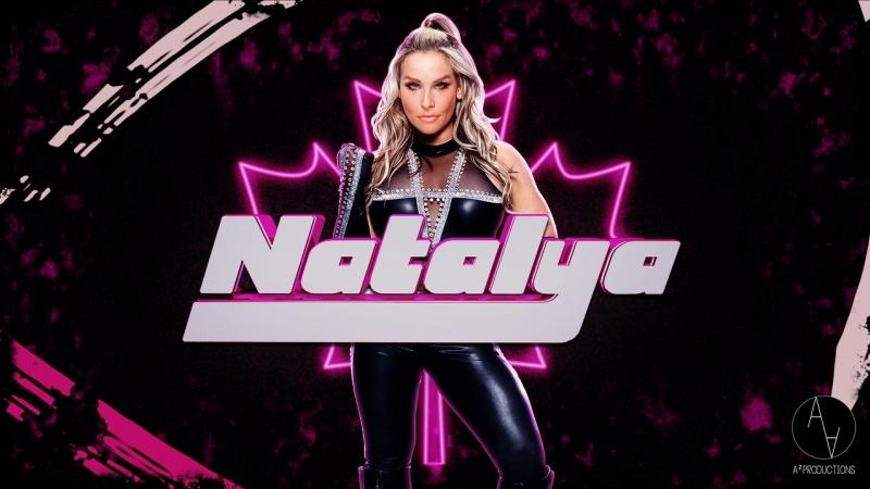 Natalya Hart - New Foundation, Iron Future - Heel Custom Entrance Titatron