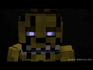 'Die In A Fire'(Full Minecraft Animation)