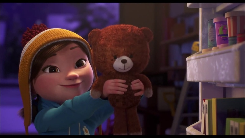 Lily El Muñeco de Nieve Lily The Snowman - Cineplex Movies