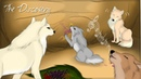 The Discovery An Educational Wolf Animation on Art