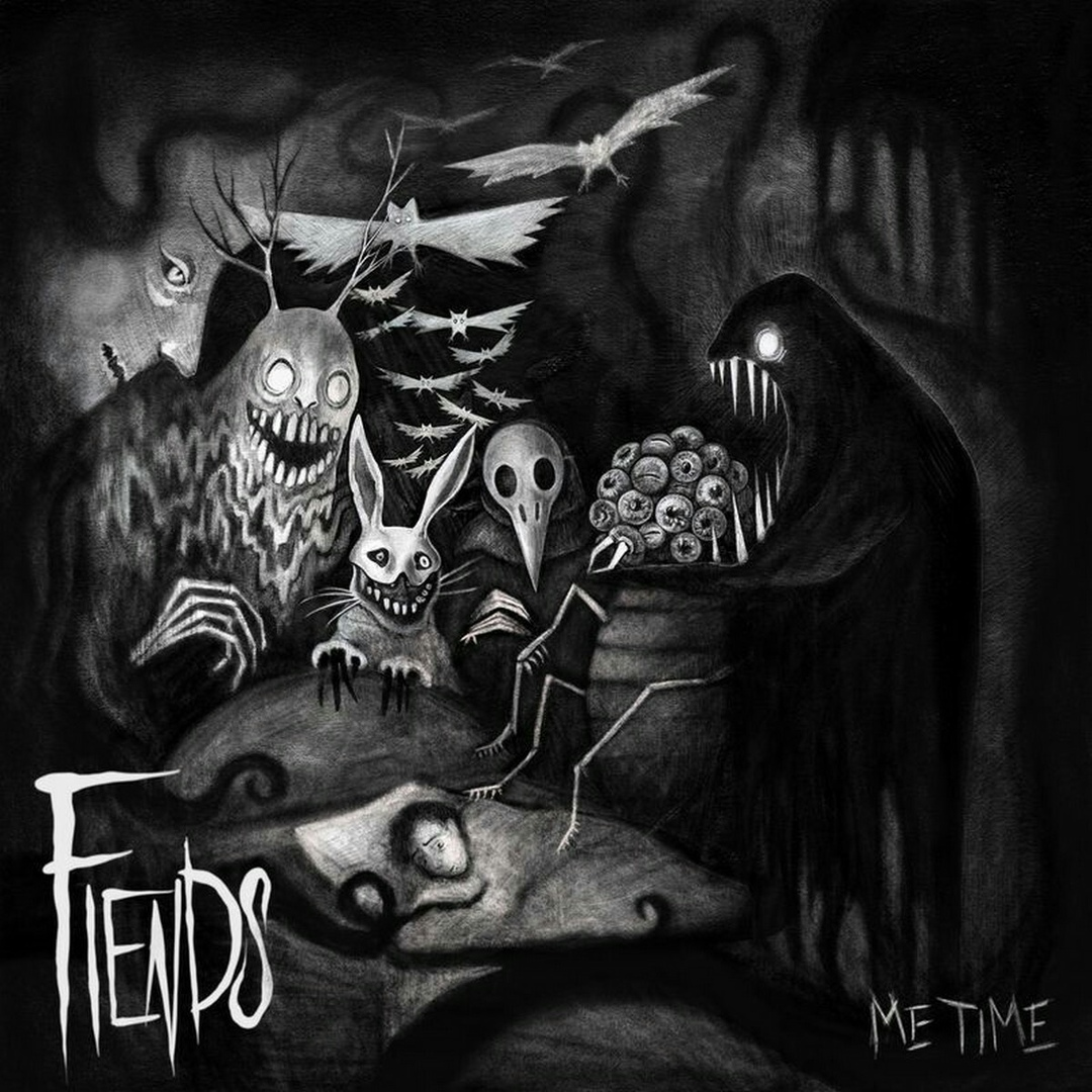 Fiends - Me Time (2018)