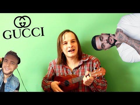 Тимати feat. Егор Крид — Гучи (ukulele cover by Моисей Великанов)