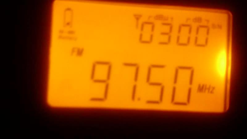 97.5 YLE MONDO(Espoo)~314km