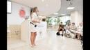 Выступление Огуловой О.А. на Дне здоровья в Учебном центре Предтеча.