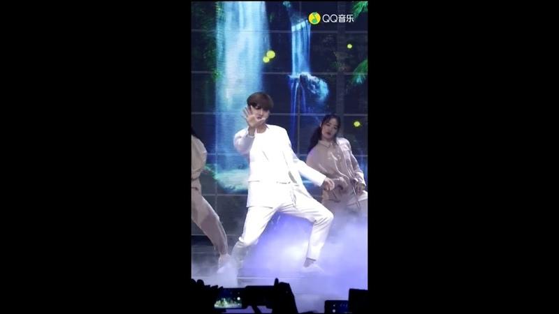 181021 Zhang Yixing LAY 《NAMANANA》 Focus Cam @ YO Bang