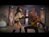 Superheroine Belly Punch Vomit!