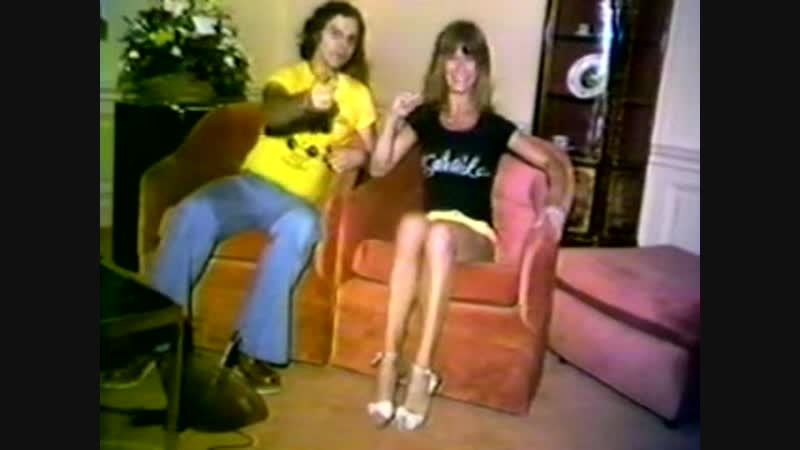 Ugly George interviews Marilyn Chambers