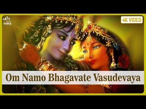 Krishna Mantra - Om Namo Bhagavate Vasudevaya by Shailendra Bhartti | Krishna Songs | Bhakti Songs