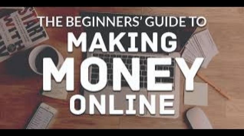 HOW DO I MAKE MONEY ONLINE
