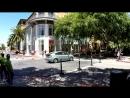 Сантана Роу - уютный уголок Сан Хосе с магазином Тесла посредине