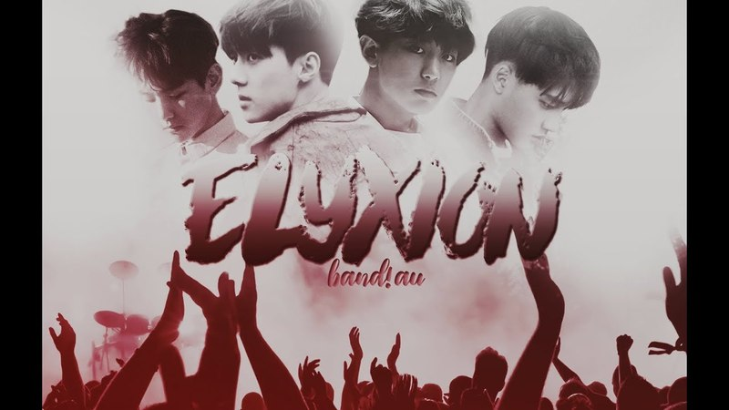 Exo — band!au (ELYXION)